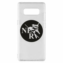 Чохол для Samsung Note 8 Nerv