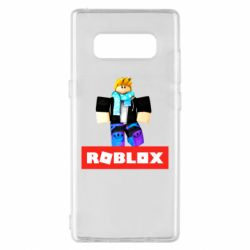 Чехол для Samsung Note 8 Roblox Cool
