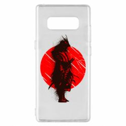 Чохол для Samsung Note 8 Samurai spray