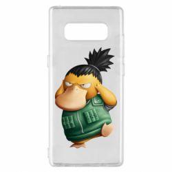 Чохол для Samsung Note 8 Shikamaru Psyduck