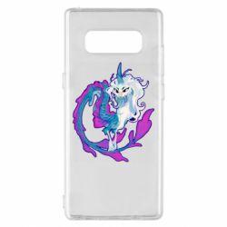 Чохол для Samsung Note 8 Sisu Dragon Art