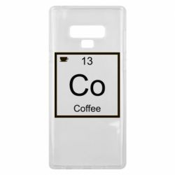 Чохол для Samsung Note 9 Co coffee