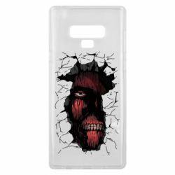 Чохол для Samsung Note 9 Colossal titan