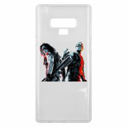 Чохол для Samsung Note 9 Falcon and Winter Soldier