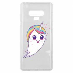 Чохол для Samsung Note 9 Ghost Unicorn
