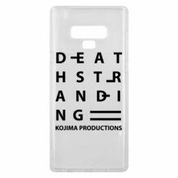 Чохол для Samsung Note 9 Kojima Produ