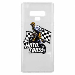 Чехол для Samsung Note 9 Motocross