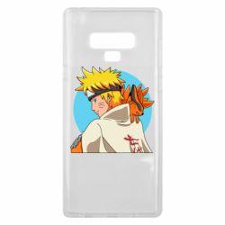 Чохол для Samsung Note 9 Naruto Uzumaki Hokage