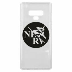 Чохол для Samsung Note 9 Nerv