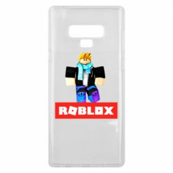 Чехол для Samsung Note 9 Roblox Cool