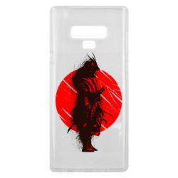 Чохол для Samsung Note 9 Samurai spray