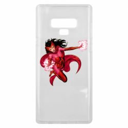 Чохол для Samsung Note 9 Scarlet Witch comic art