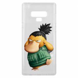 Чохол для Samsung Note 9 Shikamaru Psyduck