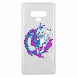 Чохол для Samsung Note 9 Sisu Dragon Art