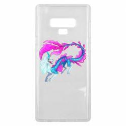 Чохол для Samsung Note 9 Sisu Water Dragon