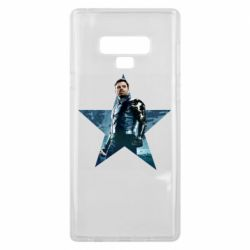 Чохол для Samsung Note 9 Winter Soldier Star