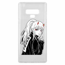 Чохол для Samsung Note 9 Zero Two Art