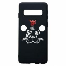 Чехол для Samsung S10 BEAR PANDA BP VERSION 2