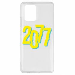 Чохол для Samsung S10 2077 Cyberpunk
