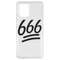 Чехол для Samsung S10 Lite 666