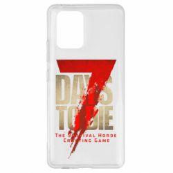 Чохол для Samsung S10 Lite 7 Days To Die