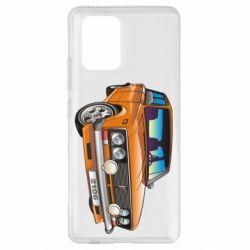 Чехол для Samsung S10 Lite A car