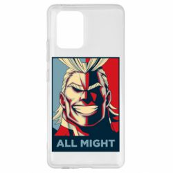 Чехол для Samsung S10 Lite All might