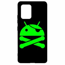 Чохол для Samsung S10 Pirate Android