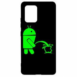 Чохол для Samsung S10 Android принижує Apple