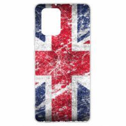 Чехол для Samsung S10 Lite Англия