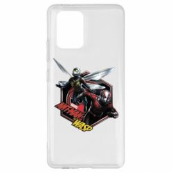 Чохол для Samsung S10 ANT MAN and the WASP MARVEL