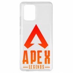 Чохол для Samsung S10 Apex legends gradient logo
