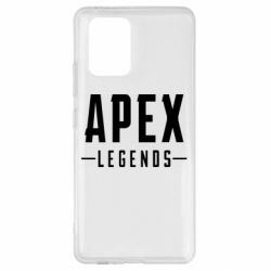 Чохол для Samsung S10 Apex legends logo 1