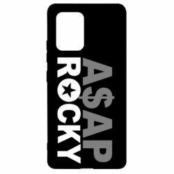 Чехол для Samsung S10 Lite ASAP ROCKY