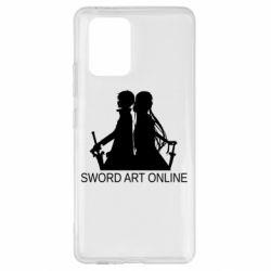 Чохол для Samsung S10 Asuna and Kirito