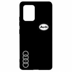 Чехол для Samsung S10 Lite Audi Logo