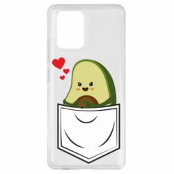 Чехол для Samsung S10 Lite Avocado in your pocket
