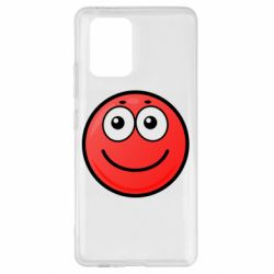 Чохол для Samsung S10 Ball with smile