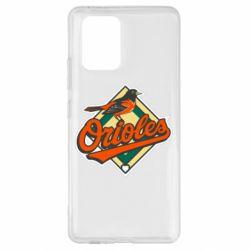 Чохол для Samsung S10 Baltimore Orioles