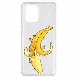 Чохол для Samsung S10 Banana in a Banana
