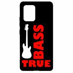 Чехол для Samsung S10 Lite Bass True