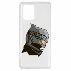 Чохол для Samsung S10 Batman Armoured