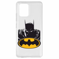 Чехол для Samsung S10 Lite Batman face