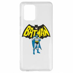 Чехол для Samsung S10 Lite Batman Hero