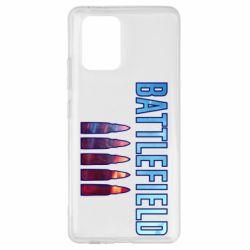 Чохол для Samsung S10 Battlefield 5 bullets