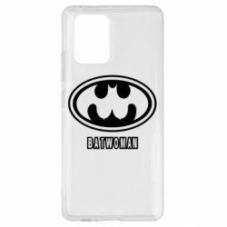 Чохол для Samsung S10 Batwoman