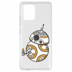 Чехол для Samsung S10 Lite BB-8 Like