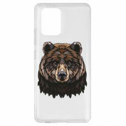 Чохол для Samsung S10 Bear graphic
