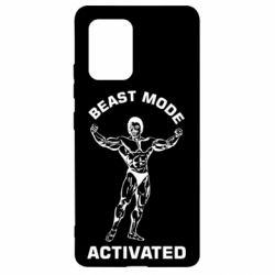 Чехол для Samsung S10 Lite Beast mode activated