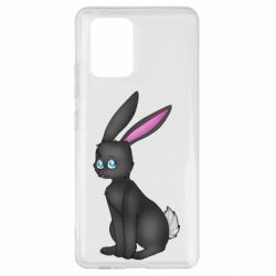 Чохол для Samsung S10 Black Rabbit